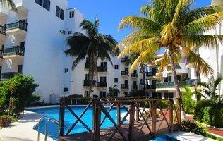 ALBERCA Hotel Beach House Imperial Laguna Cancún